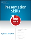 cover image - Presentation Skills, One Hour Workshop