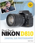 cover image - David Busch's Nikon D810 Guide to Digital SLR Photography