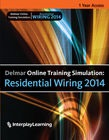 cover image - Delmar Online Training Simulation: Residential Wiring 2014, 4 terms (24 months) Instant Access