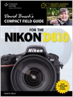 cover image - David Busch's Compact Field Guide for the Nikon D810