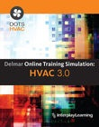 cover image - Delmar Online Training Simulation: HVAC 3.0, 4 terms (24 months) Instant Access