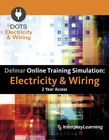 cover image - Delmar Online Training Simulation: Electricity & Wiring, 4 terms (24 months) Instant Access