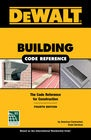 cover image - DEWALT® Building Code Reference, Based on the 2018 International Residential Code