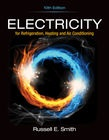 cover image - Electricity for Refrigeration, Heating, and Air Conditioning