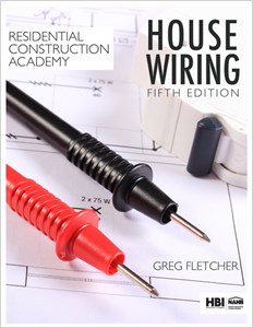 cover image - Residential Construction Academy, House Wiring