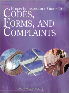 cover image - Property Inspector's Guide to Codes, Forms, and Complaints, 2006 Edition