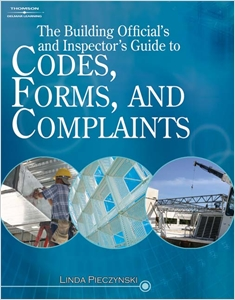 cover image - The Building Official's and Inspector's Guide to Codes, Forms, and Complaints