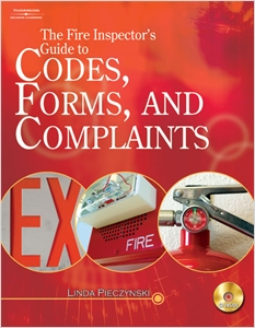 cover image - The Fire Inspector's Guide to Codes, Forms, and Complaints