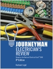 cover image - Journeyman Electrician's Review, Based on the National Electrical Code® 2008