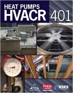 cover image - HVACR 401, Heat Pumps