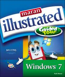 cover image - Maran Illustrated Windows 7 Guided Tour