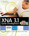 cover image - XNA 3.1 Game Development for Teens