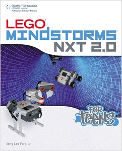 cover image - Lego Mindstorms NXT 2.0 for Teens