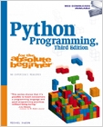 cover image - Python Programming for the Absolute Beginner, Third Edition