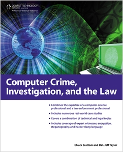 cover image - Computer Crime, Investigation, and the Law