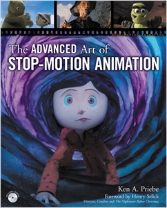 cover image - The Advanced Art of Stop-Motion Animation
