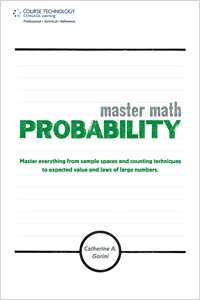 cover image - Master Math, Probability