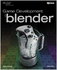 cover image - Game Development with Blender