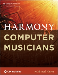 cover image - Harmony for Computer Musicians
