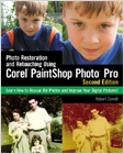 cover image - Photo Restoration and Retouching Using Corel PaintShop Photo Pro, Second Edition