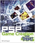 cover image - PSP Game Creation for Teens