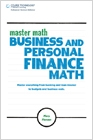 cover image - Master Math, Business and Personal Finance Math