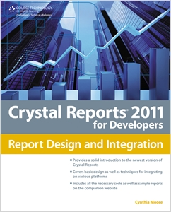 cover image - Crystal Reports 2011 for Developers