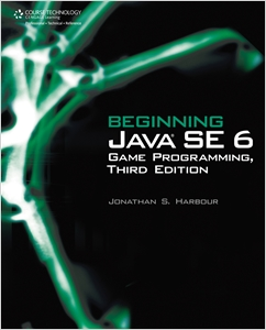 cover image - Beginning Java SE 6 Game Programming