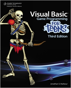 cover image - Visual Basic Game Programming for Teens