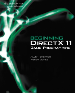 cover image - Beginning DirectX 11 Game Programming