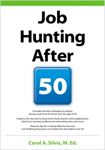 cover image - Job Hunting After 50
