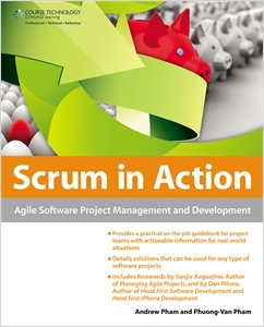 cover image - Scrum in Action