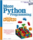 cover image - More Python Programming for the Absolute Beginner