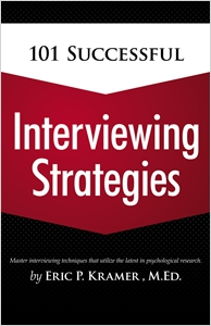 cover image - 101 Successful Interviewing Strategies