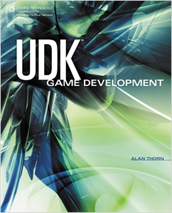 cover image - UDK Game Development