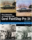 cover image - Photo Restoration and Retouching Using Corel PaintShop Photo Pro X4
