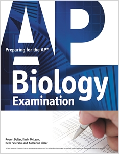 cover image - Preparing for the AP Biology Examination