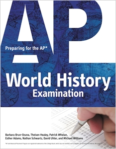 cover image - Preparing for the AP World History Examination
