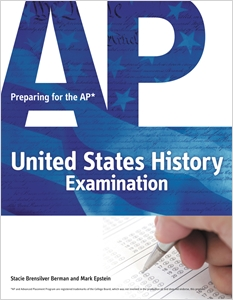cover image - Preparing for the AP United States History Examination