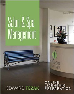 cover image - Online Licensing Preparation: Successful Salon and Spa Management