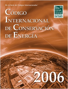 cover image - Codigo International de Conservacion de Energia 2006
