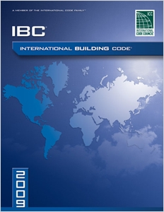 cover image - 2009 International Building Code