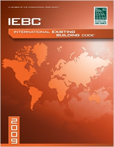 cover image - 2009 International Existing Building Code - Softcover Version