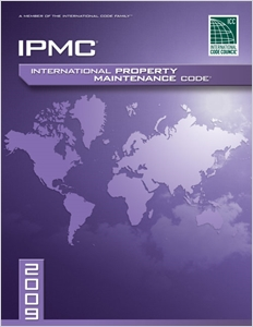cover image - 2009 International Property Maintenance Code