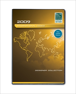 cover image - 2009 I-Codes Designer Collection (PDF CD) - Single Seat