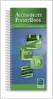cover image - Accessibility Pocket Book: 2009 IBC and ICC/ANSI A117.1 2003