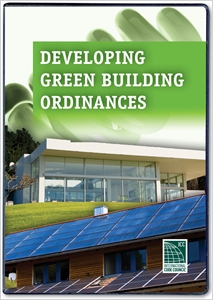 cover image - Developing Green Building Ordinances