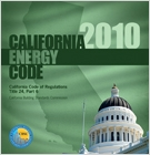 cover image - 2010 California Energy Code, Title 24 Part 6