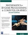 cover image - Matemáticas para videojuegos