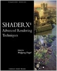 cover image - ShaderX3 Advanced Rendering with DirectX and OpenGL